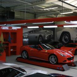 Ferrari California T Tailor Made esemplare unico svelato a Bruxelles (19)