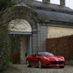 Ferrari California T Tailor Made esemplare unico svelato a Bruxelles (4)
