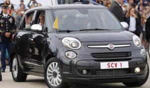 Fiat 500l papa