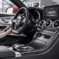 Mercedes C Coupé (25)