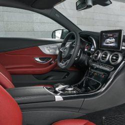Mercedes C Coupé (27)