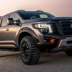 Nissan Titan Warrior Concept (1)
