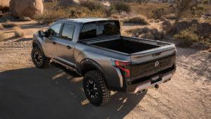 Nissan Titan Warrior Concept (2)