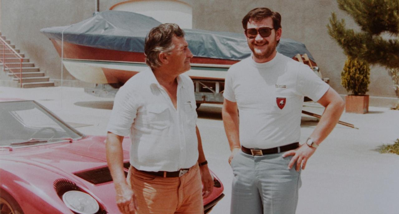 Valentino Balboni L Uomo Che Addestrava Le Lamborghini Foto E Video