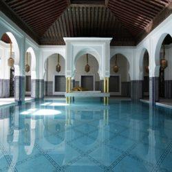 Hotel la Mamounia a Marrakech