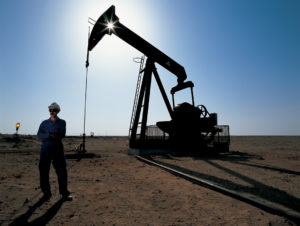 pozzo petrolio