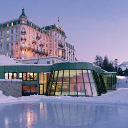 Grand Hotel Kronenhof di Pontresina