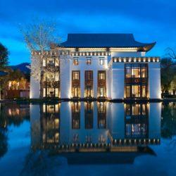 The St. Regis Lhasa Resort in Tibet