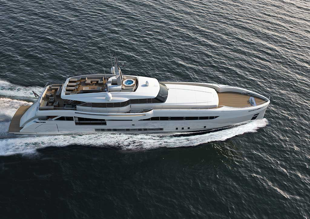 Super yacht wider 165 il pi grande e stravagante della for Yates de lujo segunda mano