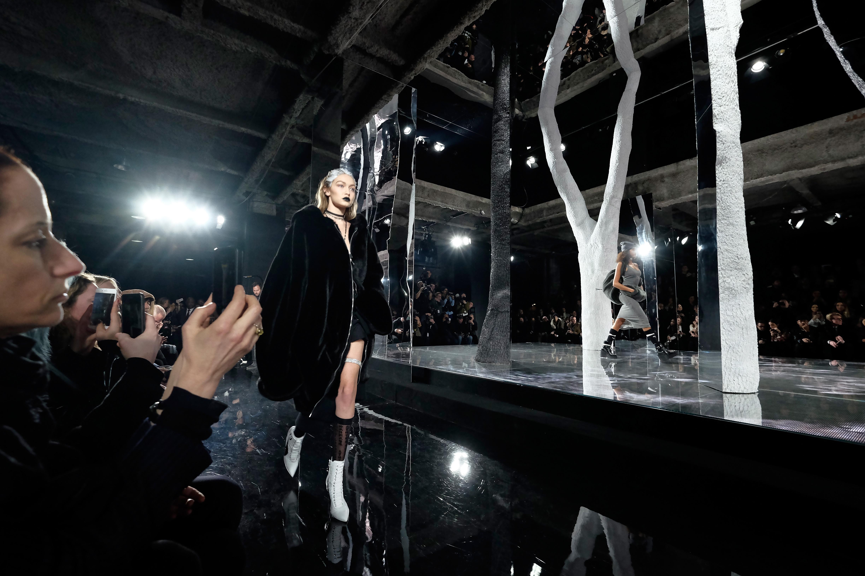 FENTY PUMA by Rihanna AW16 Collection – Runway – Fall 2016 New York Fashion Week
