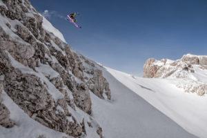 King of Dolomites 2016 Sebastian Dickenherr: rider Nonnemacher