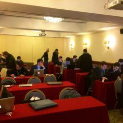 sala stampa Ata Hotel