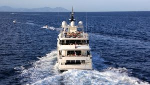Burgess Charter Yacht - Avant Grade