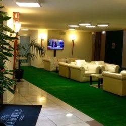 Box squadre Ata Hotel