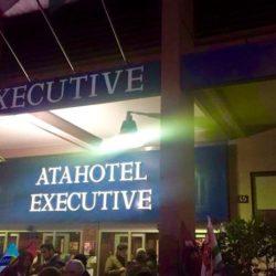Esterno Ata Hotel
