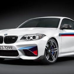 BMW M2 Coupe M Performance Parts  (1)
