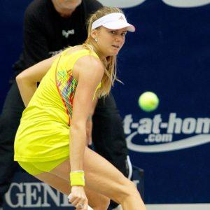 Daniela Hantuchova Yellow