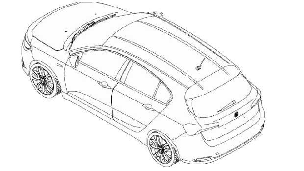 Nuova Fiat Tipo 5 porte, bentornata hatchback
