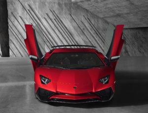 Lamborghini Aventador LP 750- 4 SuperVeloce