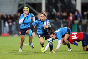 6 nations - France – Italie féminines