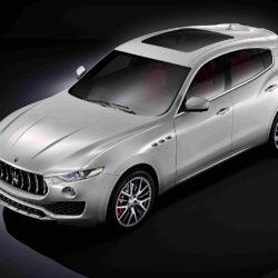 Maserati Levante, (2)