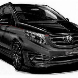 Mercedes Classe V Black Cristal (1)