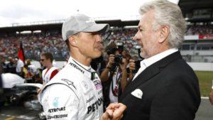 """Schumacher, l'ex manager si scaglia contro Corinna: """"non dic"""