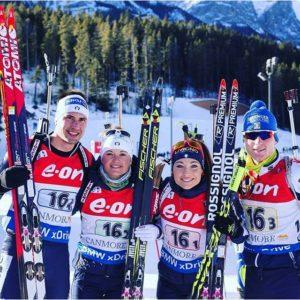 biathlon italia dorothea wierer