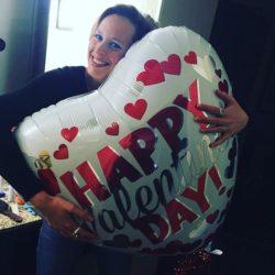 federica pellegrini san valentino