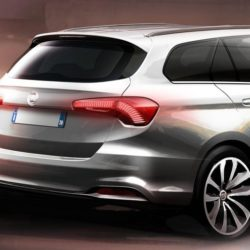 fiat tipo sw teaser