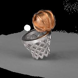 ossidabile canestro basket