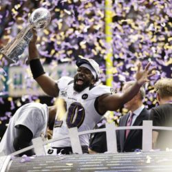 LaPresse/ Only Italy- Super Bowl XLVII