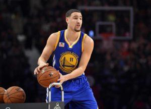 """NBA – Il dottor Hewett mette paura agli Warriors: """"Klay Thom"""