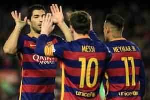 Liga, Barcellona vs Celta Vigo