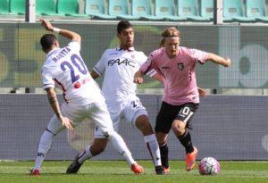 Palermo-Bologna Serie ATim 2015/2016