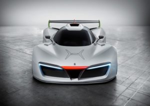 H2 Speed Pininfarina