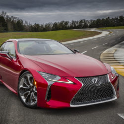 Lexus LC500 h