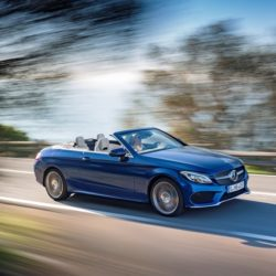 Mercedes-Benz C 400 4MATIC Cabriolet