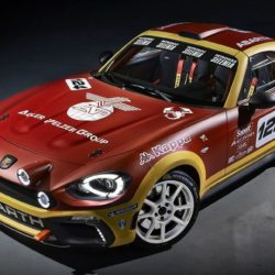 Abarth 124 rally (1)
