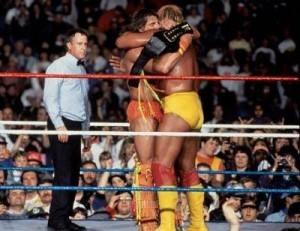 Abbraccio Hogan Warrior