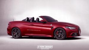 Alfa Romeo Giulia Spider2