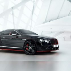 Bentley Continental GT Black Speed (1)