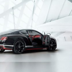 Bentley Continental GT Black Speed (4)