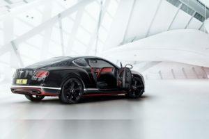 Bentley Continental GT Black Speed (4)