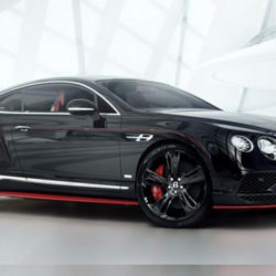 Bentley Continental GT Black Speed (6)