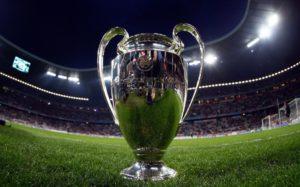 Champions-League trofeo