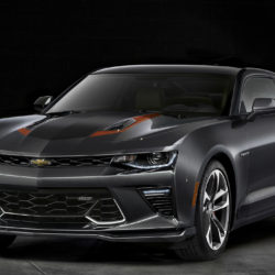 Chevrolet Camaro 50th Anniversary Edition (1)