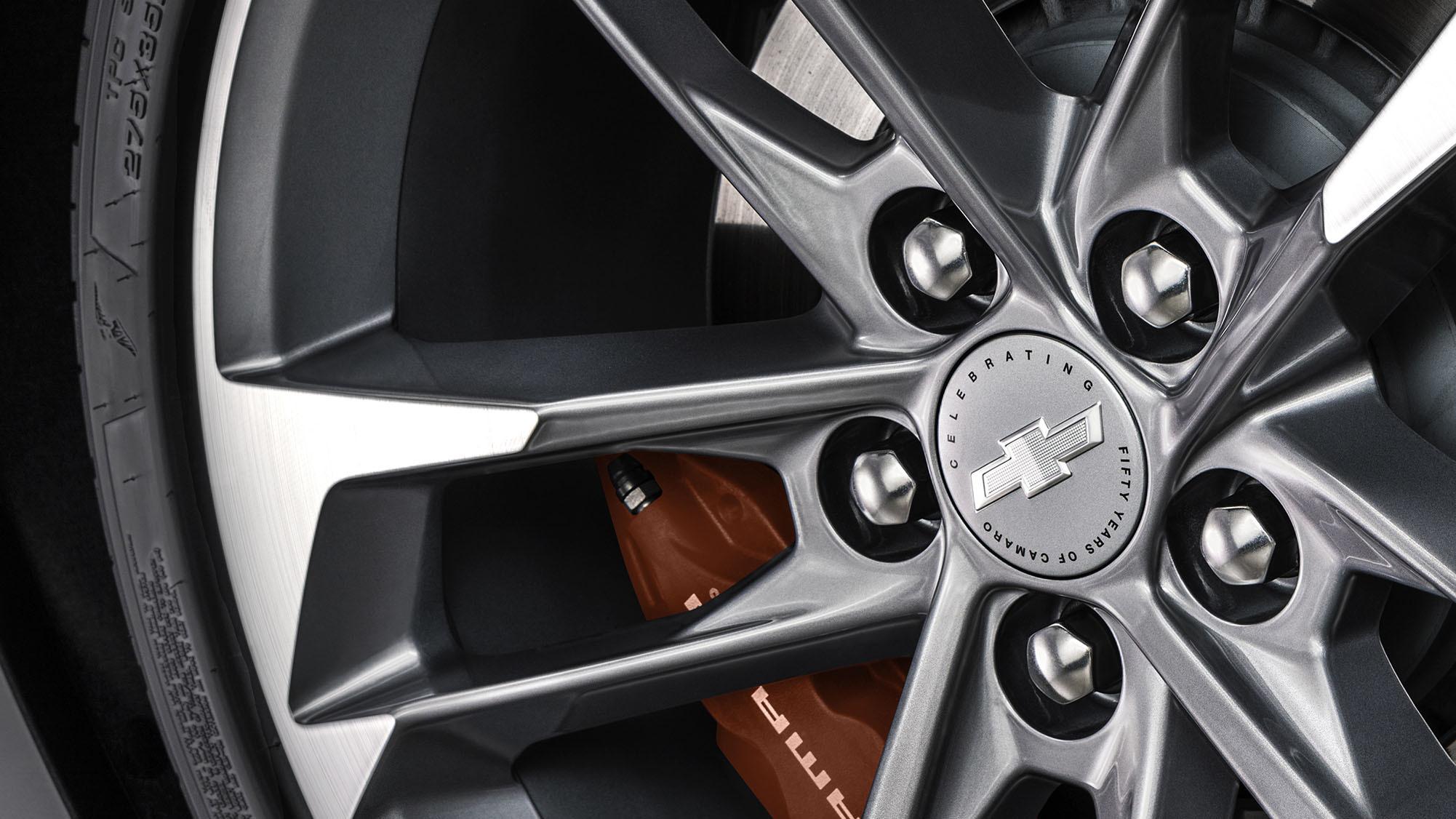 2017 Camaro 50th Anniversary Special Edition