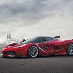 Ferrari FXX K (2)