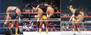 Hulk Hogan Slams-Andre
